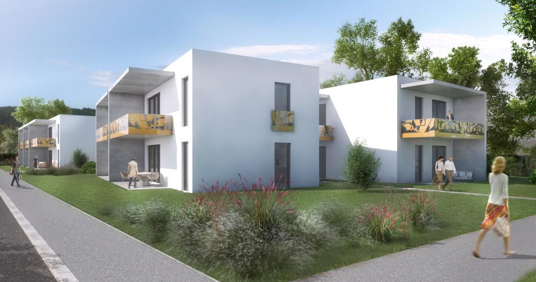 naturnah wohnen neubau wohnungen in graz liebenau. Black Bedroom Furniture Sets. Home Design Ideas